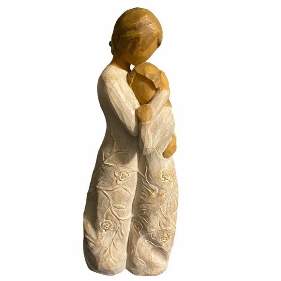 Willow Tree Figure CLOSE TO ME Mother Daughter